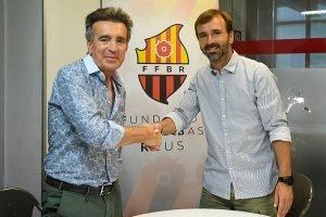 La Fundació Futbol Base Reus i Reserva de la Tierra signen un acord per patrocinar els equips de Futbol 11 del CF Reus