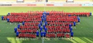 Presentats els equips de la Fundació a l'Estadi