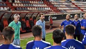 El psicòleg de l'esport José Manuel Valle s'incorpora com a suport al cos tècnic