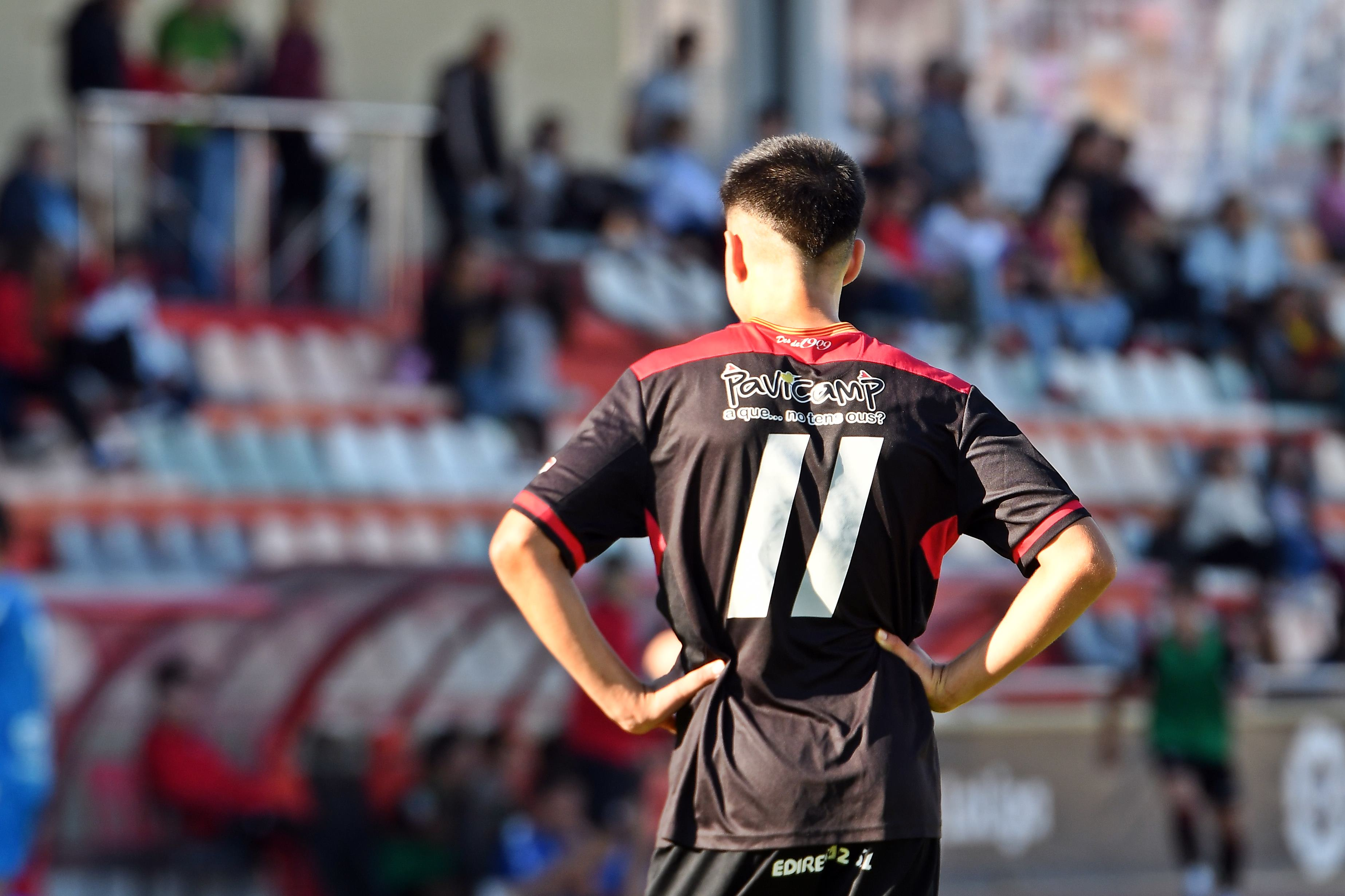 Pavicamp, nou patrocinador dels equips de Futbol 11 de la Fundació