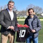 La Fundació Futbol Base Reus i Electium signen un acord per patrocinar els equips de Futbol 7