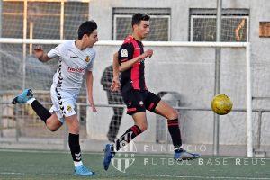 Adam Hafidh, convocat amb la selecció Sub17 del Marroc