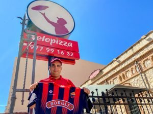 Telepizza fitxa al jugador del Reus Genuine Raul Moreno