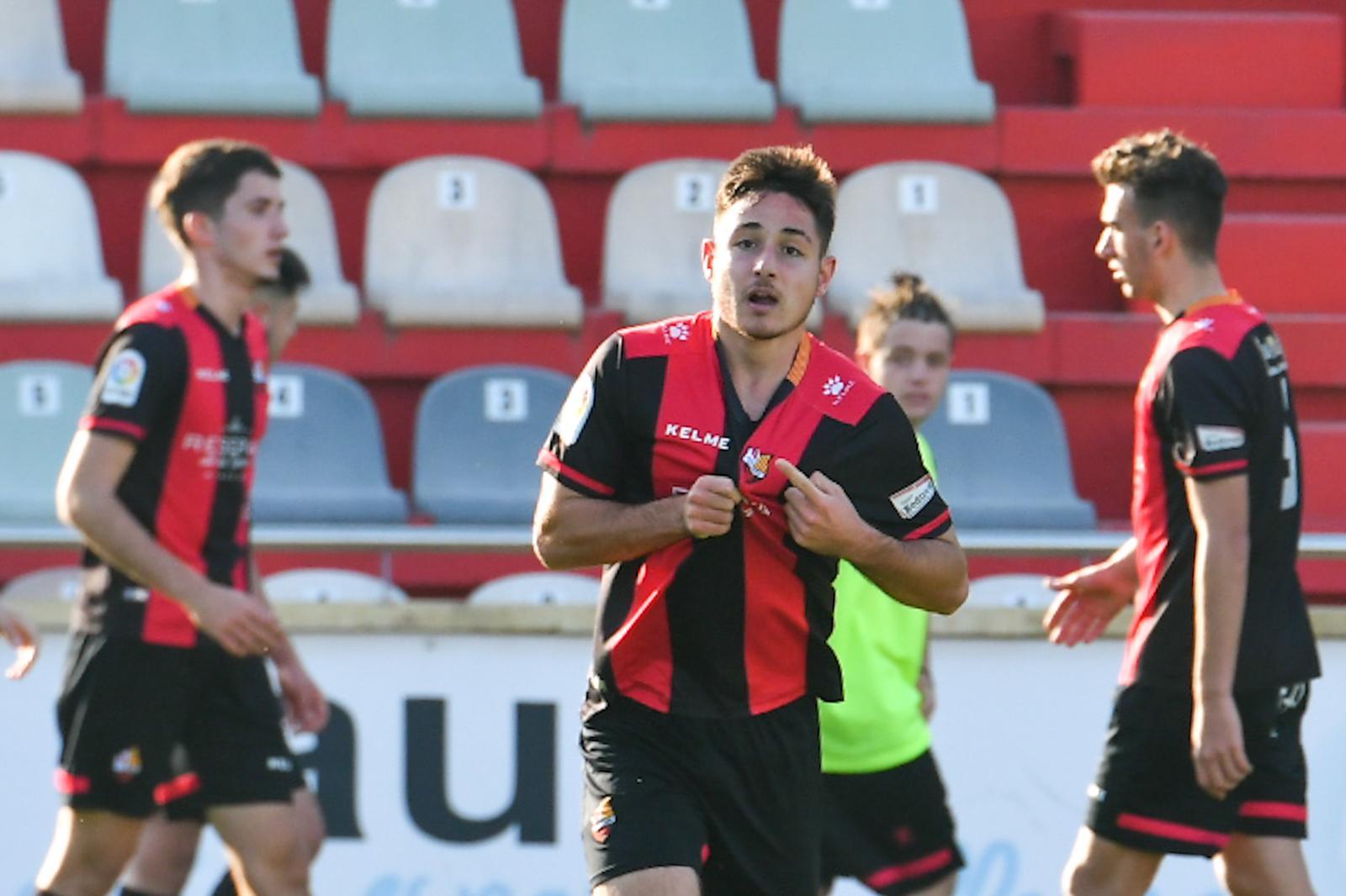 El Juvenil torna a l'Estadi amb una victòria davant la Rapitenca (3-0)