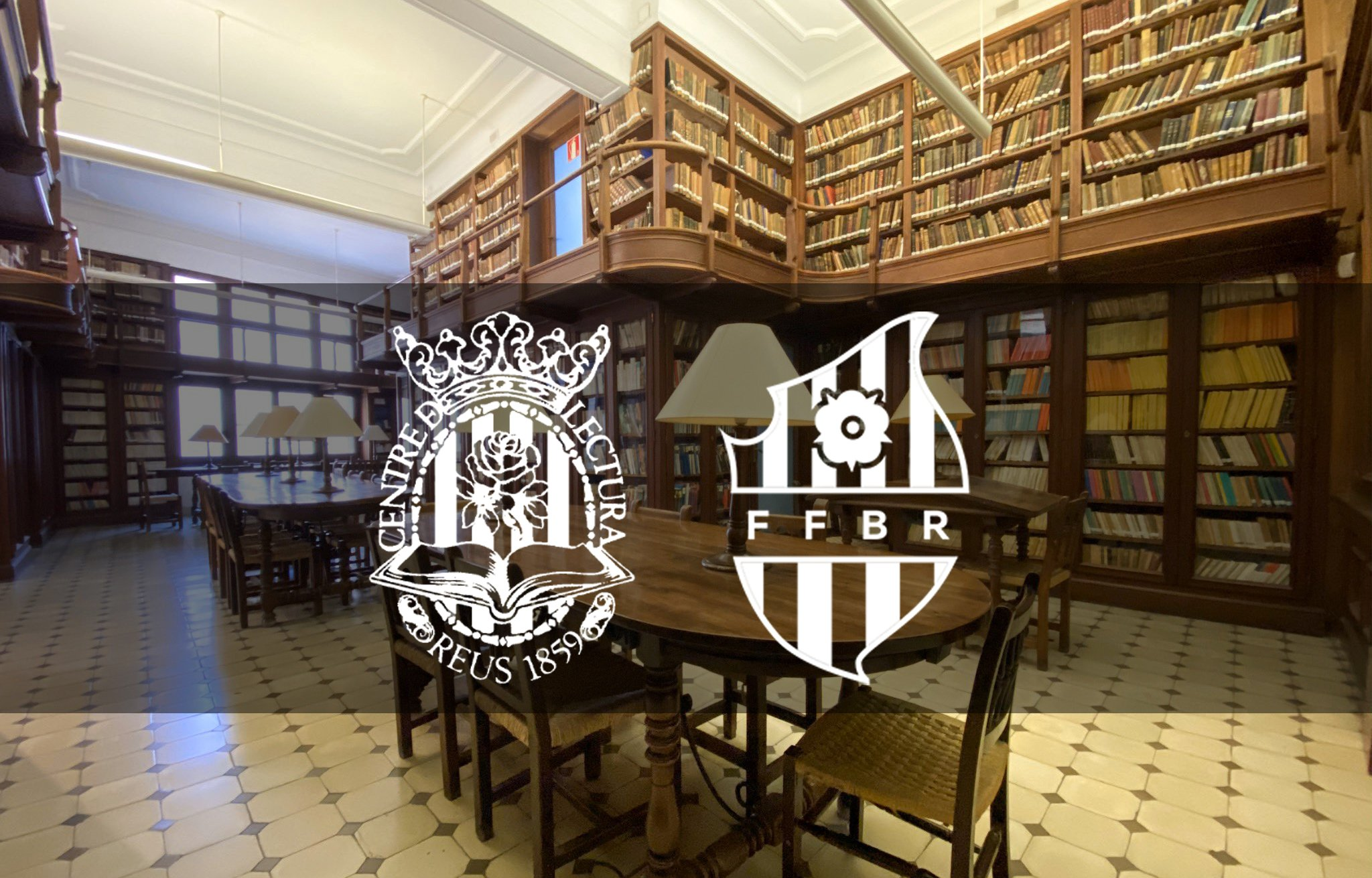 La Fundació i el Centre de Lectura: esport i cultura units en un projecte comú.