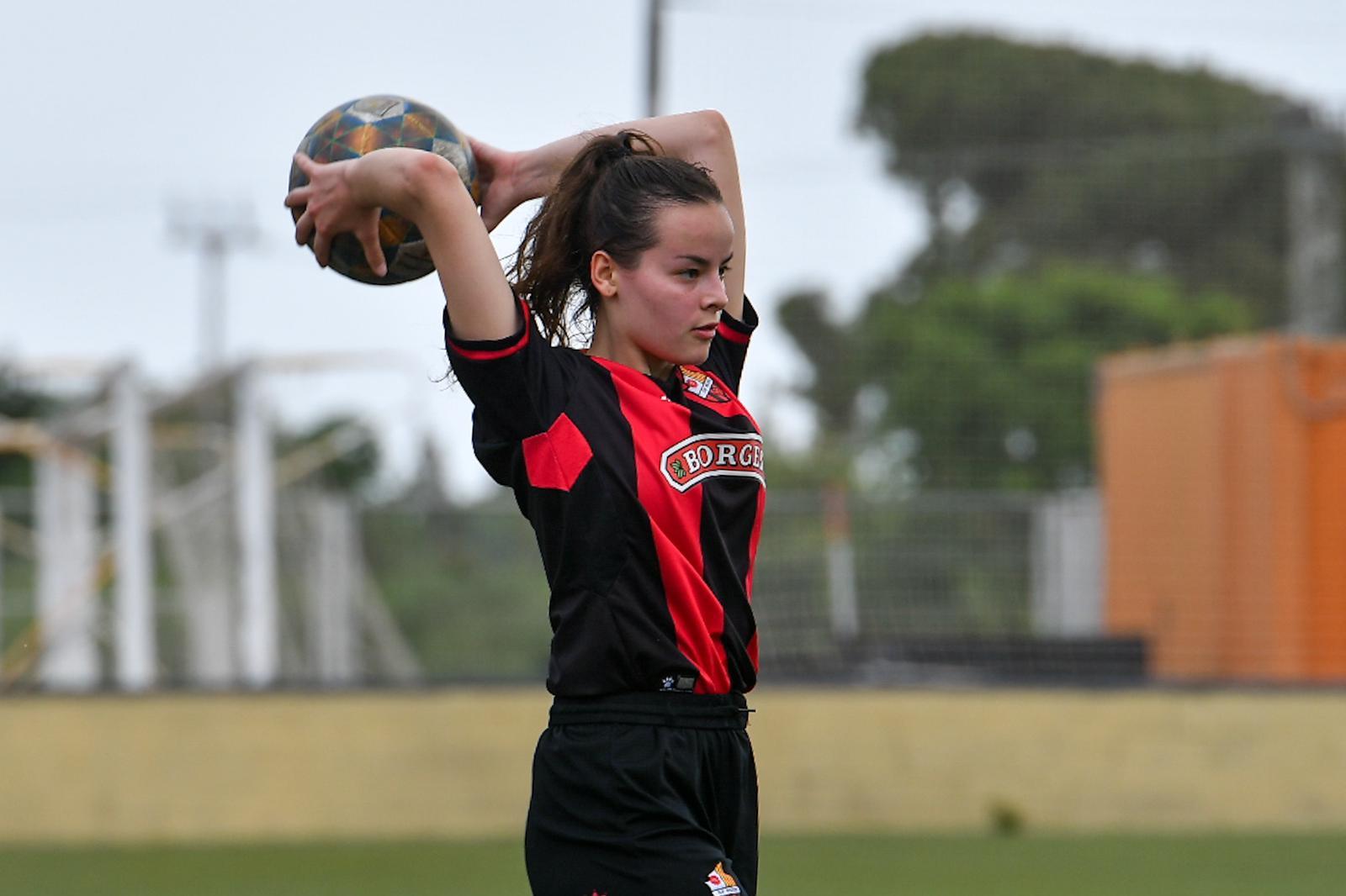 El Juvenil Femení, sense opcions contra el FC Barcelona (7-0)