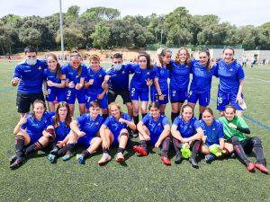 El Juvenil Femení agafa aire gràcies a la victòria contra el Girona (0-1)