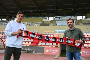 Edgar Badia torna a l'Estadi