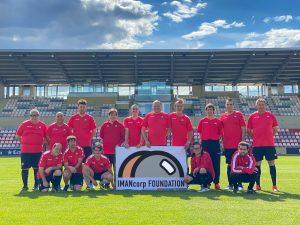 La Fundació Futbol Base Reus i ImanCorp Foundation uneixen esforços