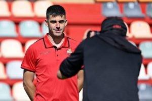 Pablo Martínez, nou entrenador de porters de la Fundació.