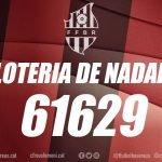 61629, el número de la Loteria de Nadal 2021 de la FFBR